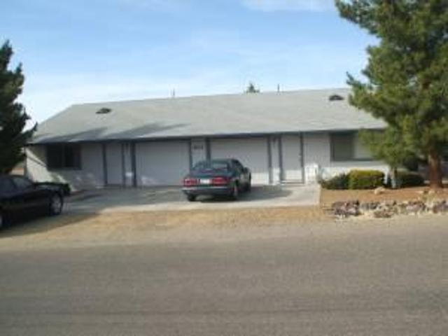 $650 / 2br Newly Remodeled Two Bedroom Duplex Prescott Valley Map