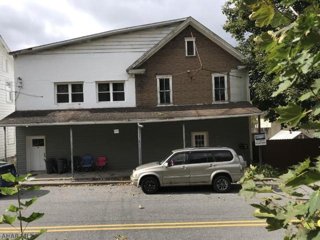657 Bedford St, Claysburg, Pa 16625 1118403   Realtytrac