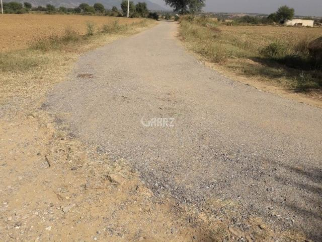 670 Kanal Agricultural Land For Sale In Rawalpindi Sial Chowk To 20 Km Drive To Land