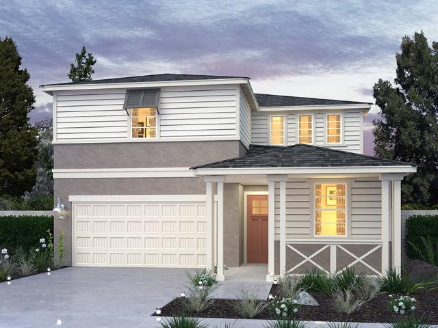 6 Bed, 3 Bath New Home Plan In Merced, Ca