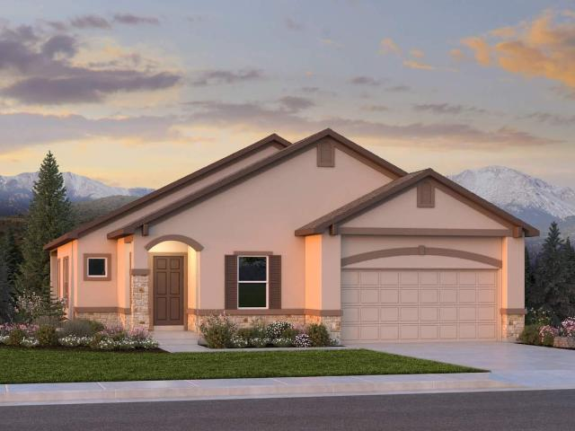 6 Bed, 3 Bath New Home Plan In Peyton, Co