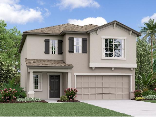 6 Bed, 3 Bath New Home Plan In Tampa, Fl