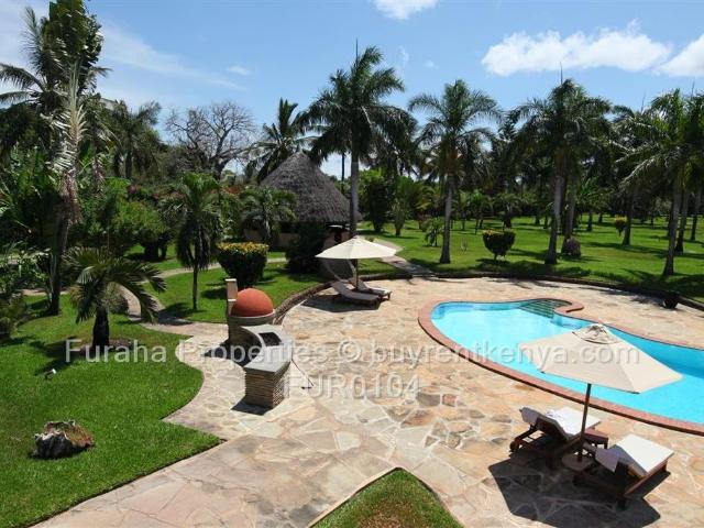 6 Bed House For Sale In Diani
