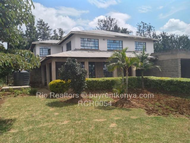 6 Bed Townhouse For Sale In Ongata Rongai