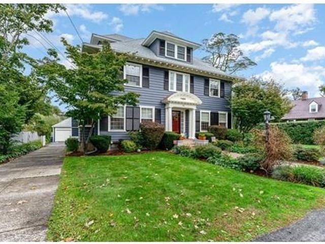 6 Bedroom Detached House Nahant Ma For Sale At 1375000