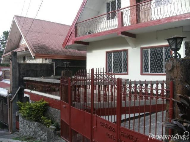 6 Bedroom House And Lot For Rent In Baguio City