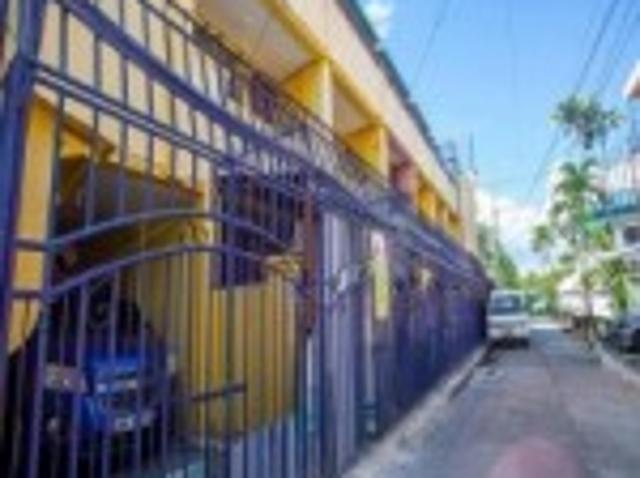 6 Door Apartment 60sqm / Floor Area Each With Car Garages. Semi Furnished And Full 3/f Pro...