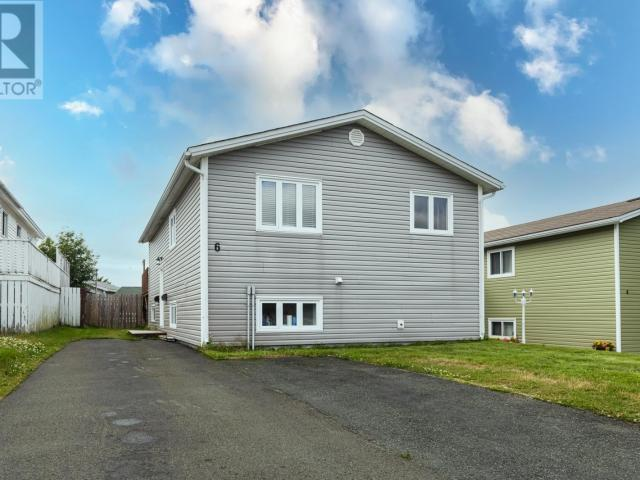 6 Hounsell Place, In Mount Pearl