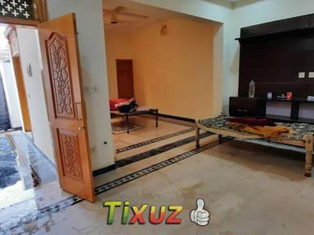 6 Marla Double Storey House Brand New For Rent