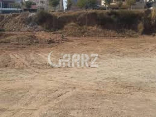 6 Marla Residential Land For Sale In Taxila Block C
