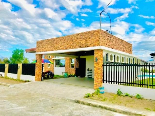 766sqm Elegant House With Swimming Pool For Sale In Concepcion Tarlac