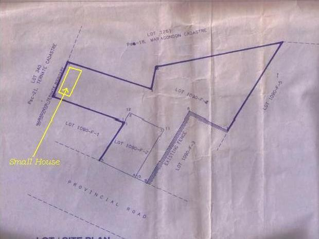 775sq.m. Lot With Small House For Sale! A Good Deal! W/ Complete Documents!
