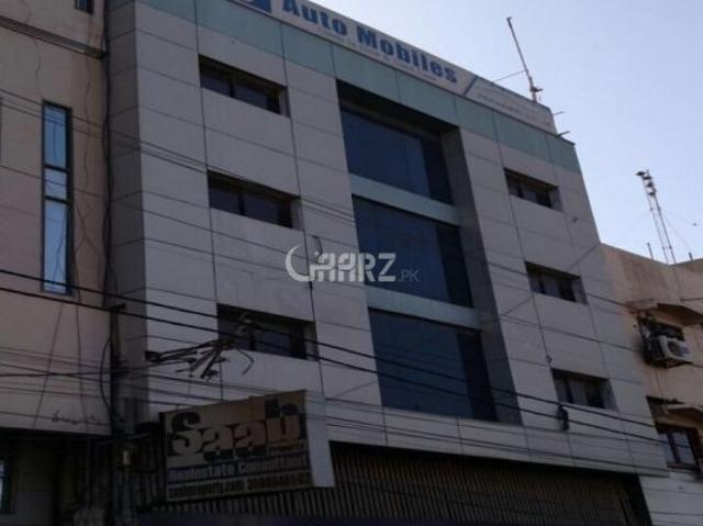 7.7 Kanal Commercial Building For Rent In Lahore