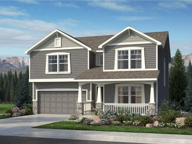 7 Bed, 4 Bath New Home Plan In Peyton, Co