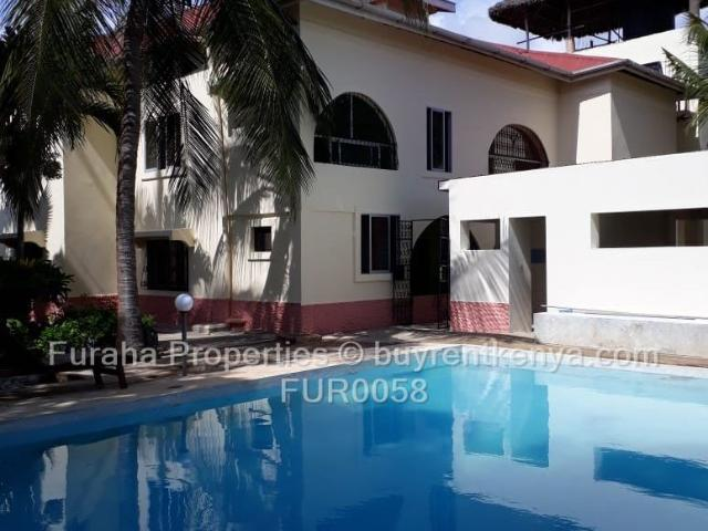 7 Bed House For Sale In Diani