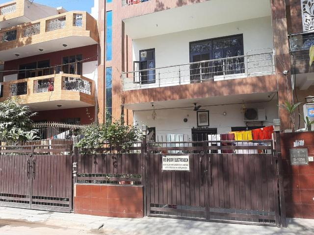 7 Bhk Independent House In Palam Vihar For Resale Gurgaon. The Reference Number Is 6240005