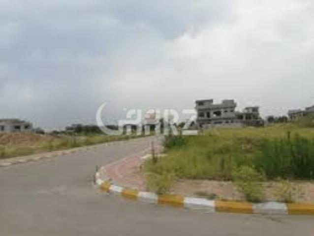 7 Marla Commercial Land For Sale In Taxila Executive Block