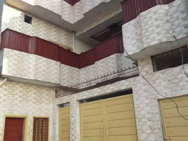 7 Marla Double Story Prime Location For Sale