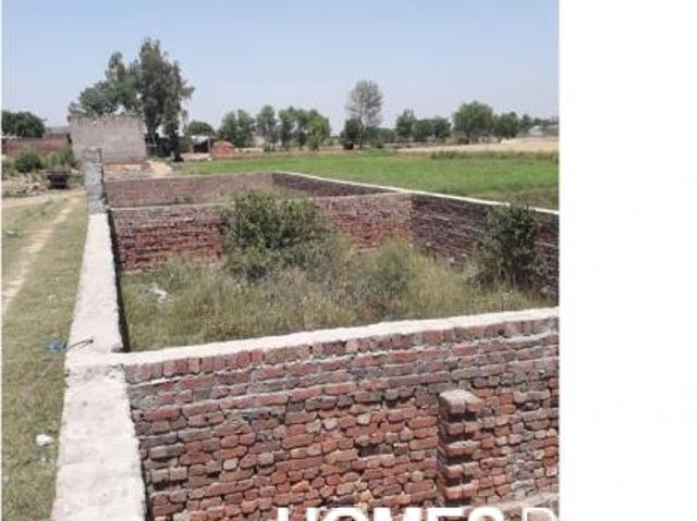 7 Marla Plot For Sale In Amrikpura, Sambrial, Sialkot