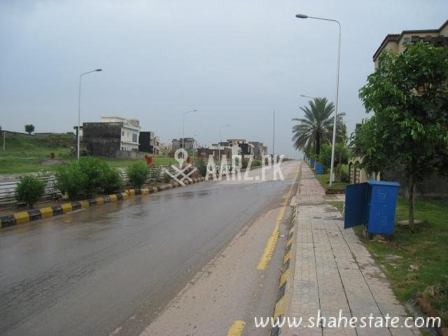 7 Marla Plot For Sale In Rawalpindi Bahria Town Phase 8