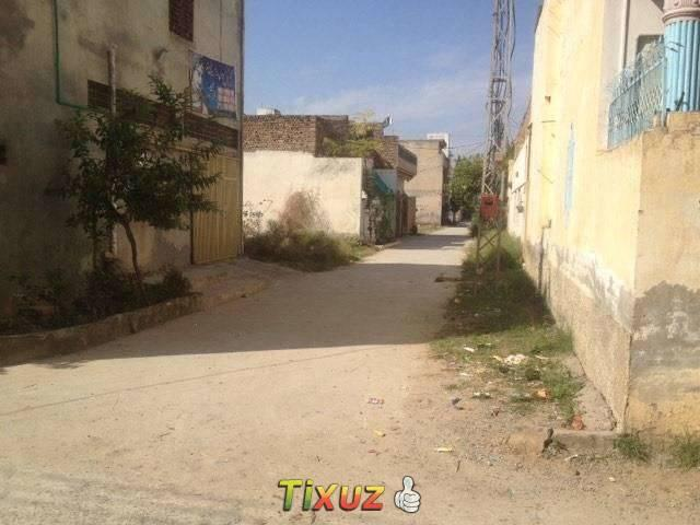 7 Marla Plot For Sale In Tip Officer Colony On Main Road