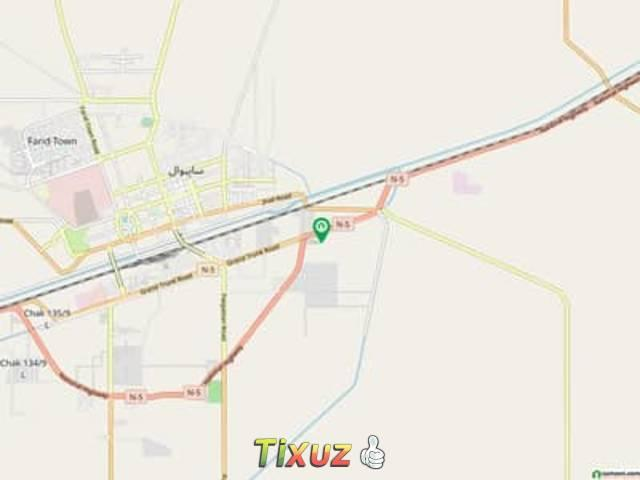 7 Marla Residential Plot Available For Sale In Punjab Government Serva