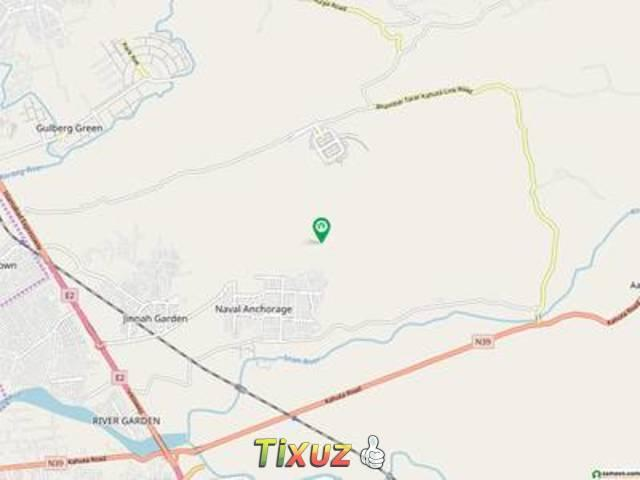 7 Marla Residential Plot For Sale In Gulberg Islamabad
