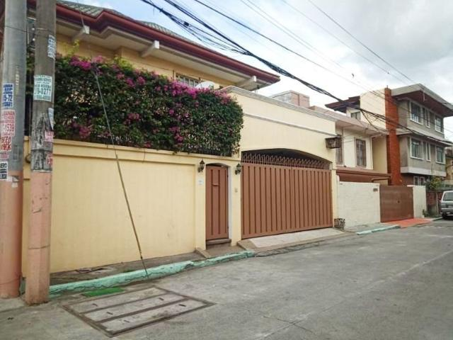7br House And Lot For Lease In Sta. Ana Manila