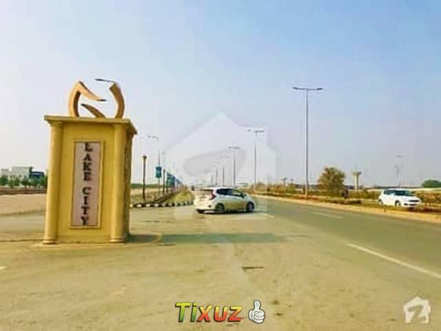 7marla Residential Plot For Sale Good Opportunity To Build Your House