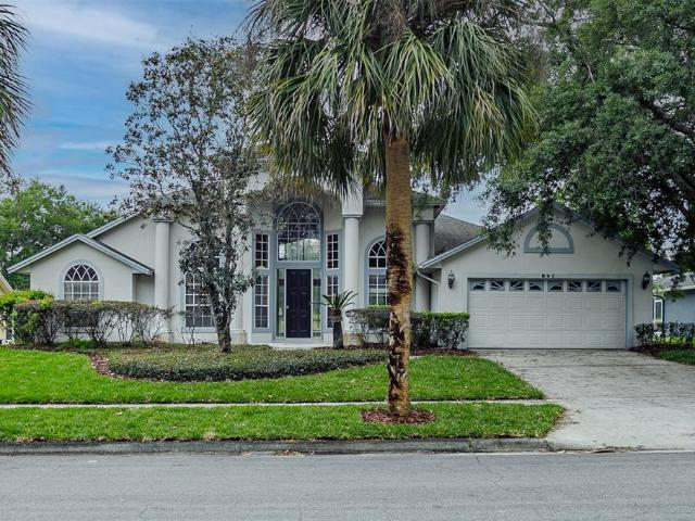 841 Eagle Claw Court
