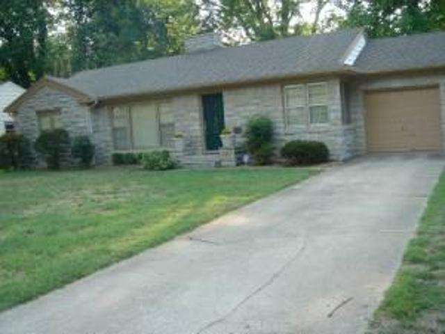 $850 / 3br Carthage Stone House For Rent Springfield, Mo. Map