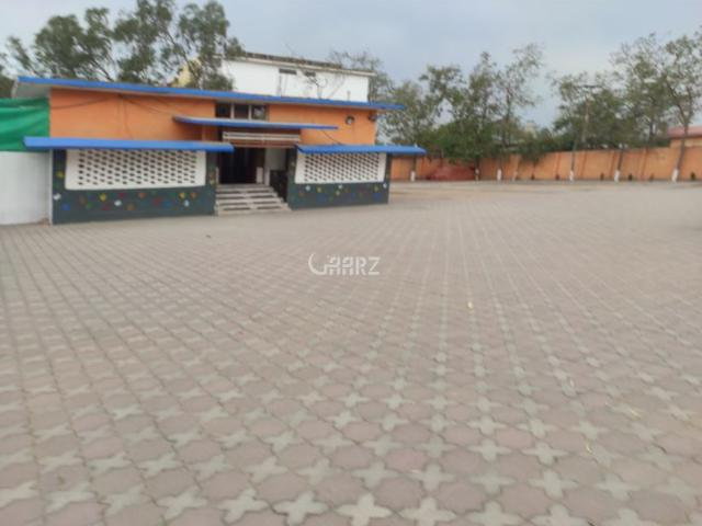 8.6 Kanal Commercial Building For Sale In Peshawar Phase 5
