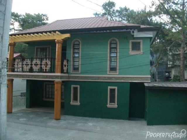 8 Bedroom House And Lot For Rent In Baguio City