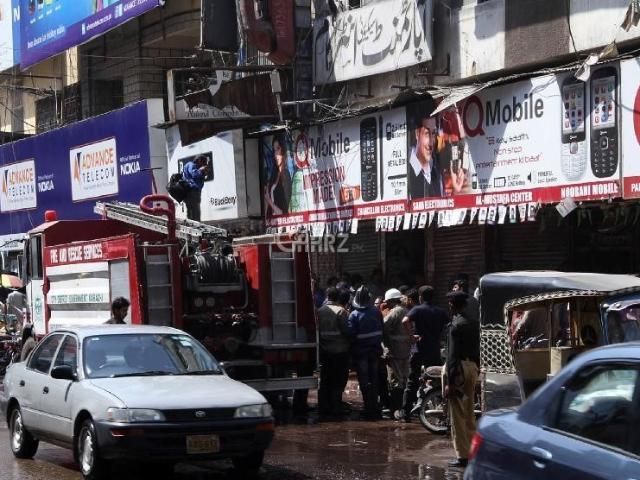 8 Marla Commercial Building For Sale In Lahore Phase 8 Commercial Broadway