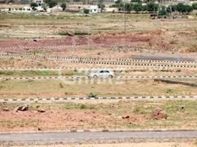 8 Marla Commercial Land For Sale In Karachi Dha Phase 8