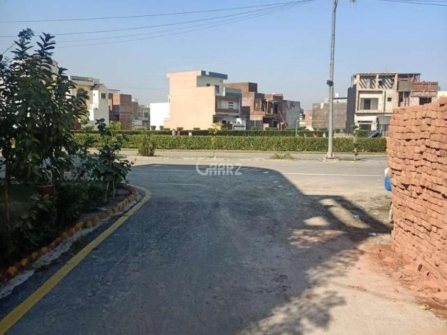 8 Marla Commercial Land For Sale In Taxila Block B