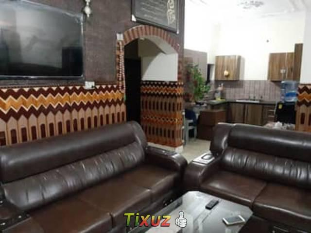 8 Marla Corner Double Story Luxurious House Up For Sale