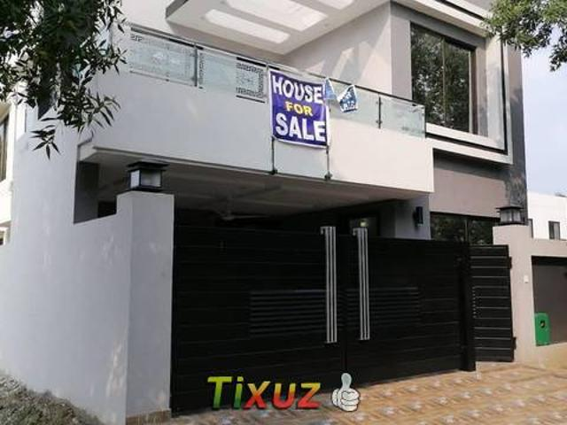 8 Marla House For Sale In Bahria Orchard Block C