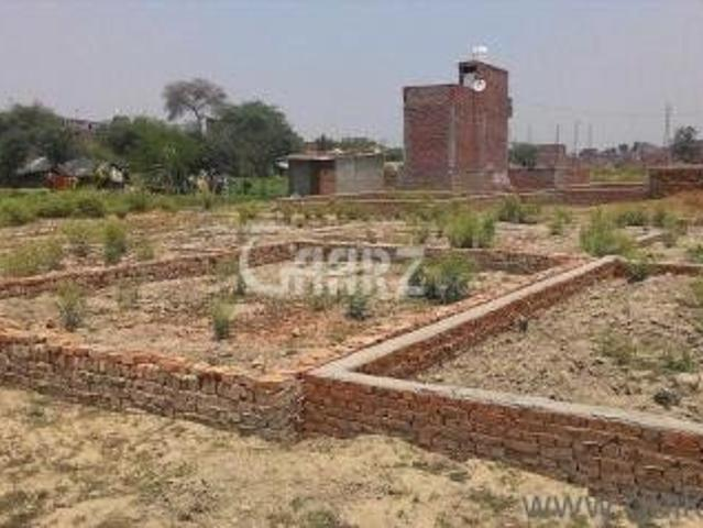 8 Marla Plot For Sale In Lahore Bahria Orchard Block J