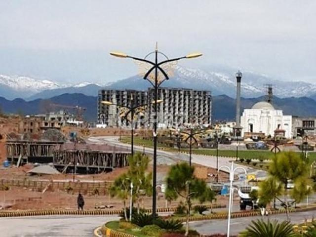 8 Marla Plot For Sale In Rawalpindi Bahria Town Phase 8