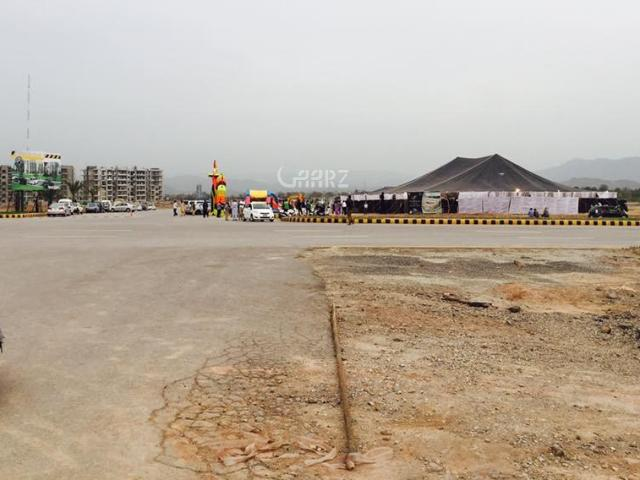 8 Marla Plot For Sale In Rawalpindi Phase 8 Extension