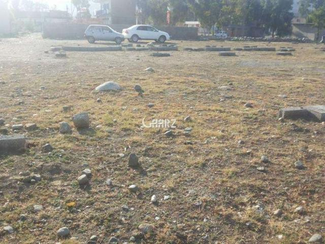 8 Marla Residential Land For Sale In Faisalabad New Garden Block