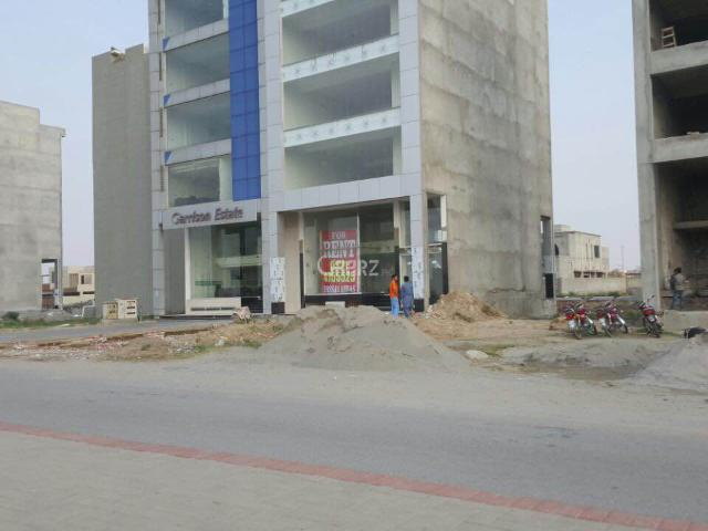 900 Square Feet Commercial Building For Rent In Lahore Dha Phase 6 Block D