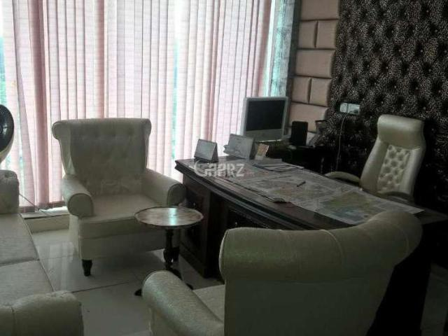 900 Square Feet Commercial Office For Rent In Lahore Phase 6 Main Boulevard