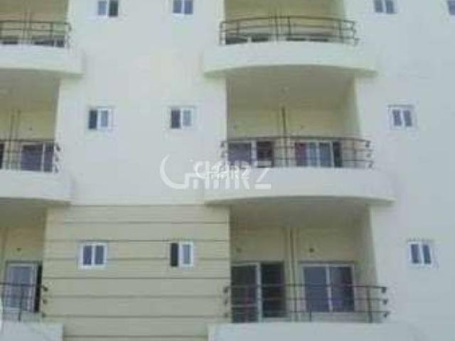 960 Square Feet Apartment For Sale In Karachi Bukhari Commercial Area, Dha Phase 6