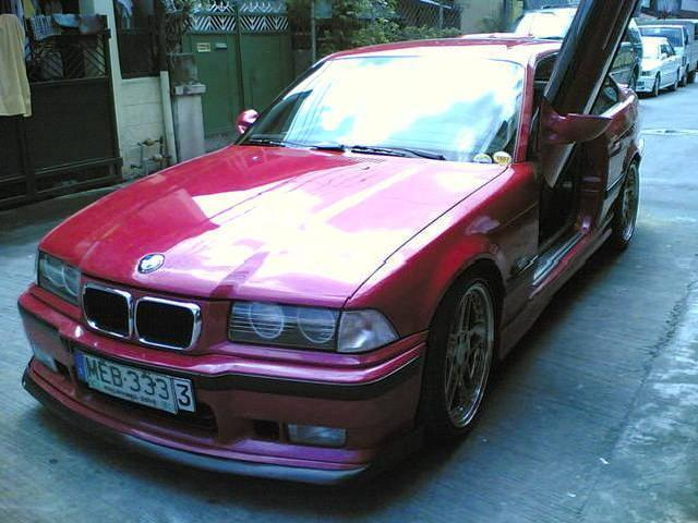 96 Model Bmw 318is
