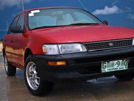 <strong>96</strong> <strong>Toyota</strong> <strong>Corolla</strong>