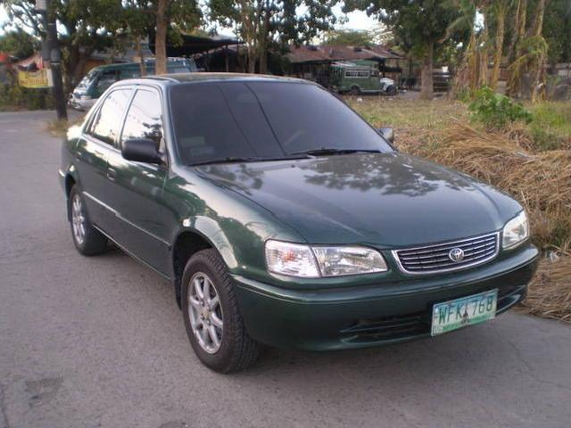 Corolla Lovelife Altis Look Matic Quezon City Cars 2000