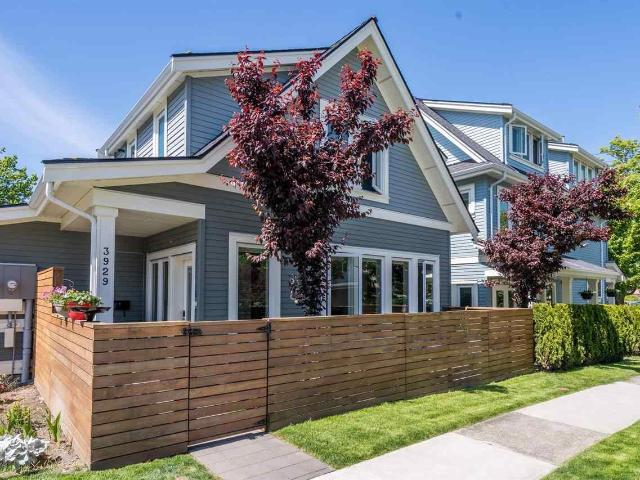 $999,800 3929 Welwyn Street, In Vancouver, Bc