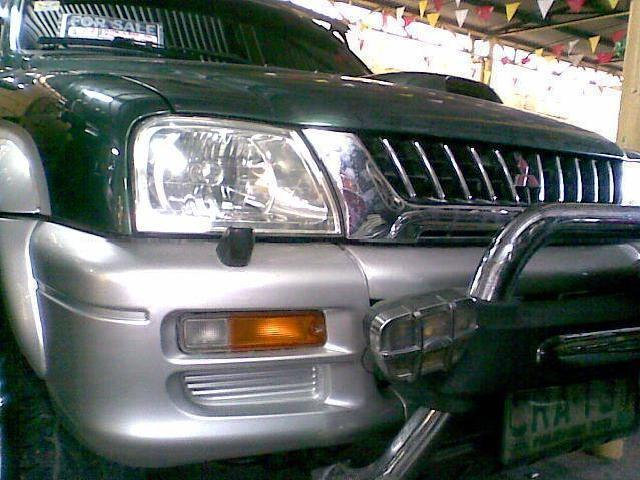 99 mits strada 4x4 orig paint all power sold already 8 4 09